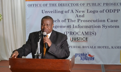 THE LAUNCHING OF ODPP COMPUTERISED PROSECUTION CASE MANAGEMENT SYSTEM (PROCAMIS)