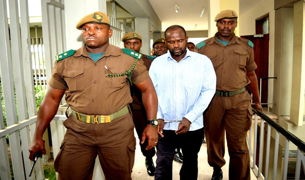 EXTRADITION OF JAMIL MUKULU