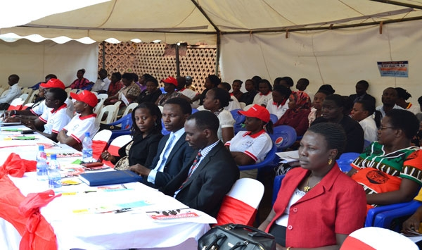 IDPP HIV/AIDS Commemoration day celebrated at Nakawa office
