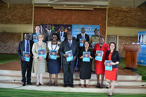 ITHE DPP LAUNCHES CHILD FRIENDLY JUSTICE HANDBOOK TO PROTECT RIGHTS OF CHILDREN