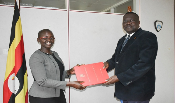 IHON. LADY JUDGE JANE FRANCES ABODO ASSUMES OFFICE AS DIRECTOR OF PUBLIC PROSECUTIONS