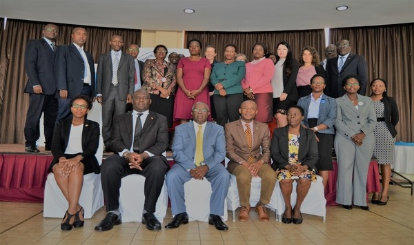 ITHE LAUNCH OF THE VICTIMS'S RIGHTS AND EMPOWERMENT GUIDE LINES & WITNESS PROTECTION GUIDELINES